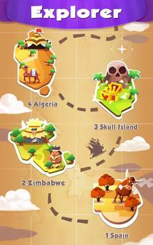 Island King Affiche