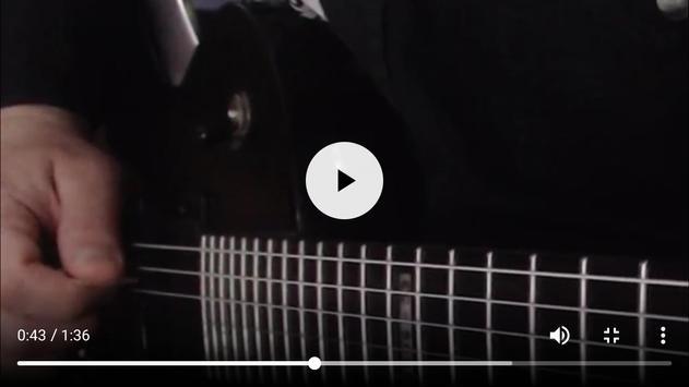 Lezioni di chitarra video screenshot 4