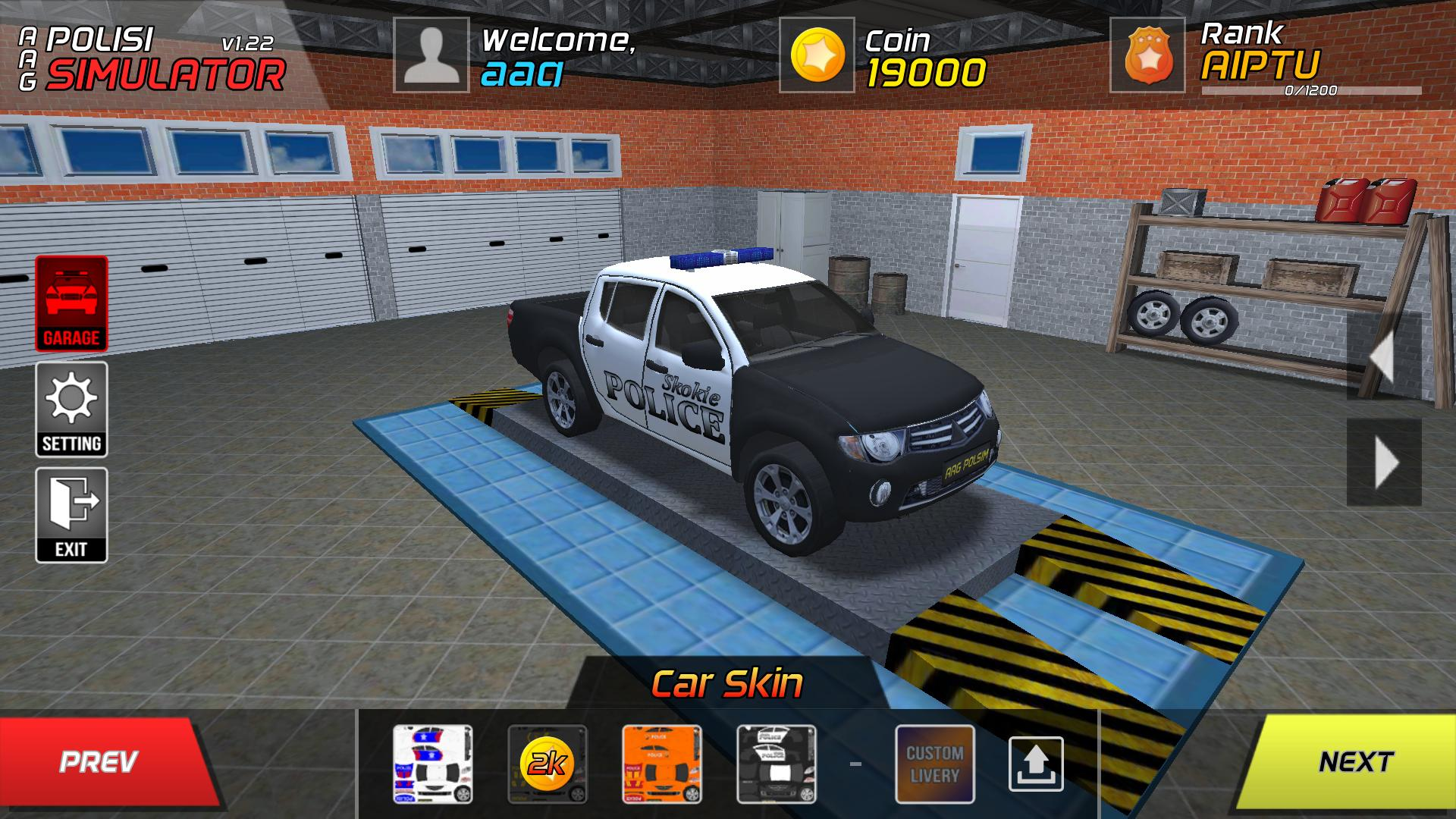 AAG Police Simulator for Android - APK Download