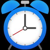 アラーム クロック:目覚まし時計、ストップウォッチ、タイマー 無料 アイコン