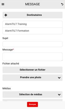 AlarmTILT Mobile screenshot 1