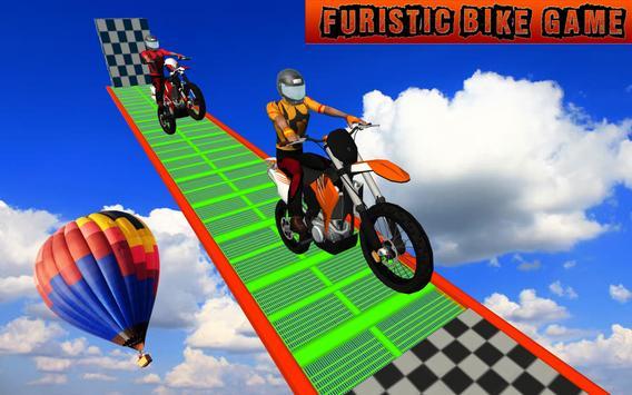 Bike Racing Extreme Master Ramp Stunt screenshot 5
