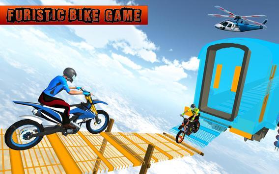 Bike Racing Extreme Master Ramp Stunt screenshot 8