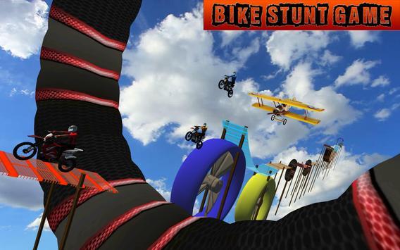 Bike Racing Extreme Master Ramp Stunt screenshot 2