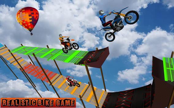 Bike Racing Extreme Master Ramp Stunt screenshot 3