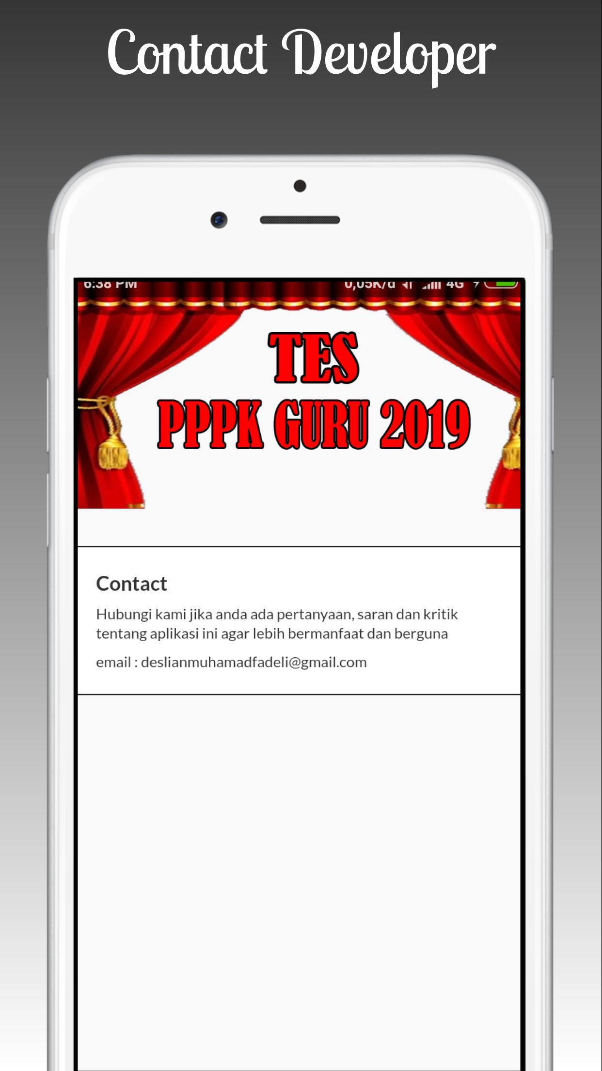 Soal Pppk Guru 2020 For Android Apk Download