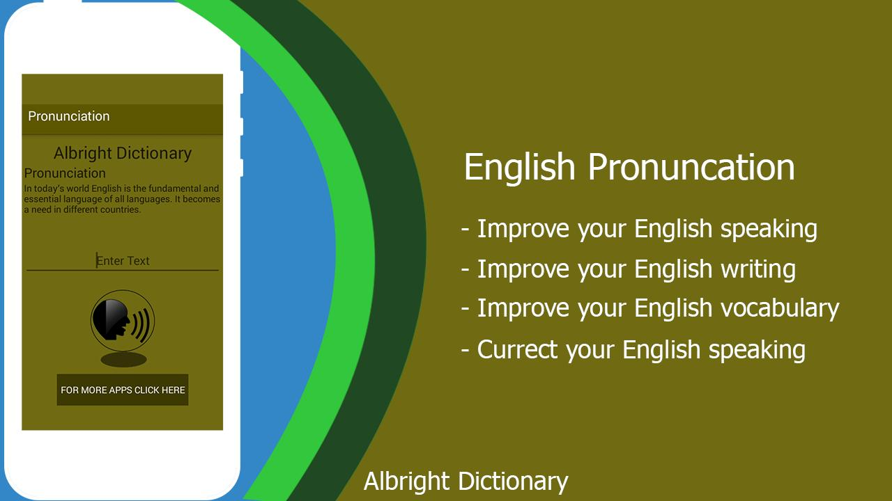 English Pronunciation (Offline-2019) for Android - APK Download