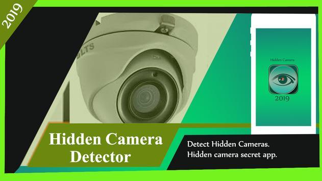 Hidden camera (Detector-Spotter -2019) poster