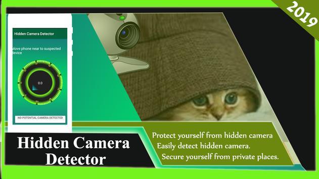 Hidden camera (Detector-Spotter -2019) screenshot 1