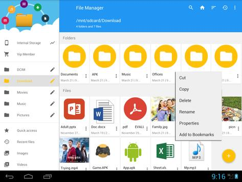 File Manager Screenshot 9