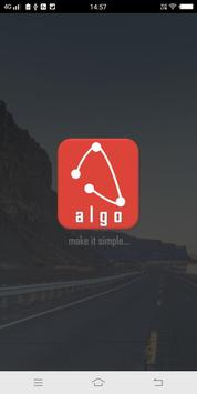 AlgoTrack poster
