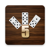 Fives Dominoes icon