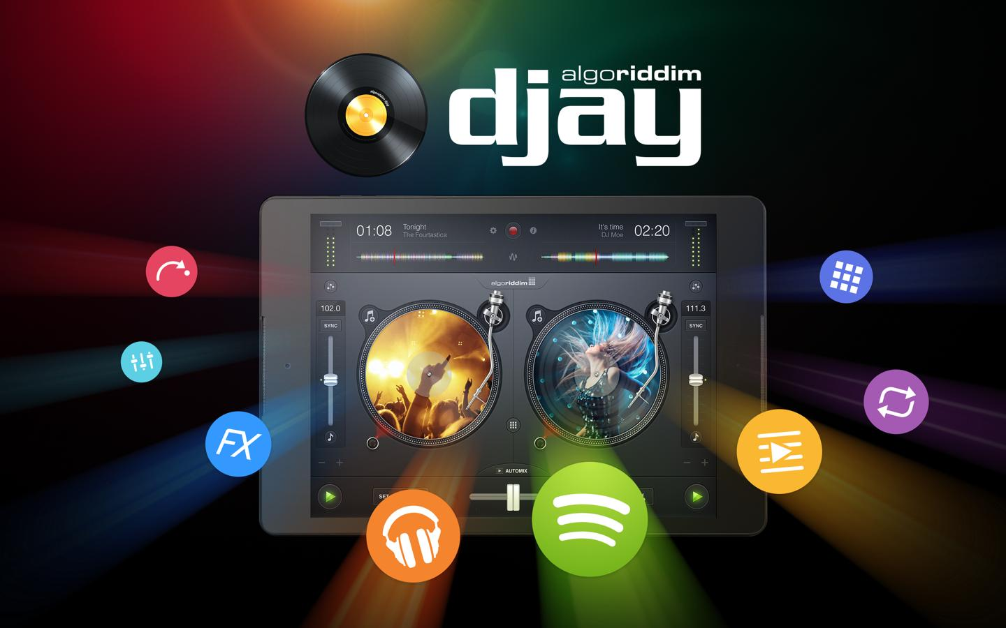 djay FREE for Android - APK Download