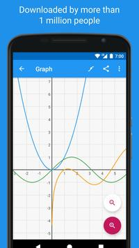 Graphing Calculator - Algeo | Free Plotting poster