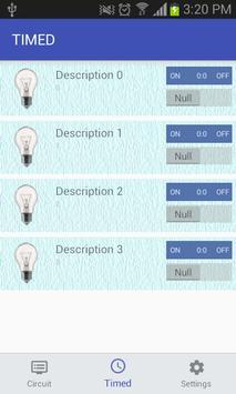 DomoLux & Domotics/Ilumination screenshot 5