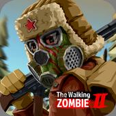 The Walking Zombie 2 ícone