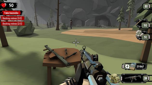 The Walking Zombie 2 ảnh chụp màn hình 19