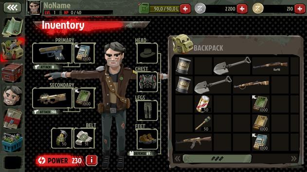 The Walking Zombie 2 ảnh chụp màn hình 22