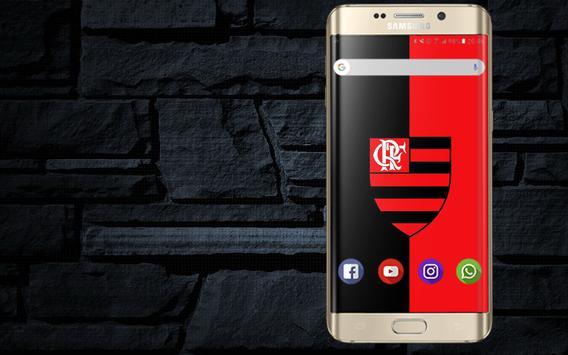 Flamengo Papel de parede HD poster