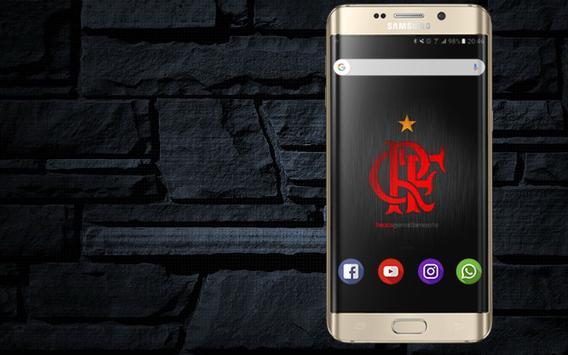 Flamengo Papel de parede HD screenshot 1