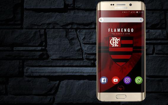 Flamengo Papel de parede HD screenshot 2