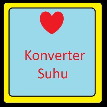 Konverter Suhu poster