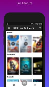 Kids Movie screenshot 1