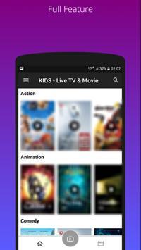 Kids Movie screenshot 7