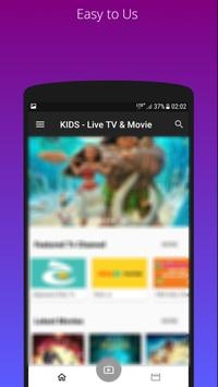 Kids Movie screenshot 5