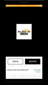 ALEOO TAXI DRIVER screenshot 2