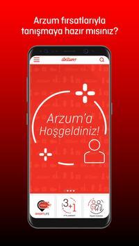 Arzum poster