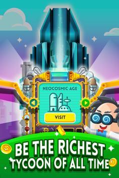 《Cash, Inc.》金錢點擊遊戲&商業冒險 截圖 5