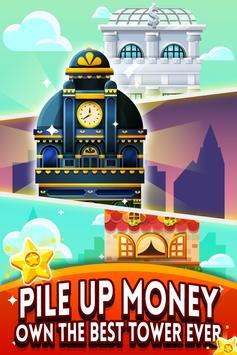 《Cash, Inc.》金錢點擊遊戲&商業冒險 海報