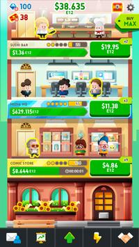 《Cash, Inc.》金錢點擊遊戲&商業冒險 截圖 17