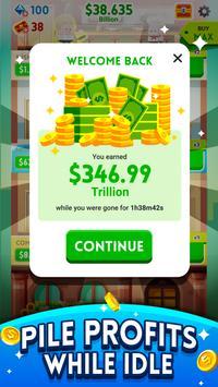 《Cash, Inc.》金錢點擊遊戲&商業冒險 截圖 14