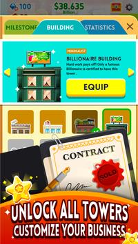 《Cash, Inc.》金錢點擊遊戲&商業冒險 截圖 20