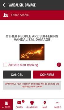 AlertCops screenshot 2