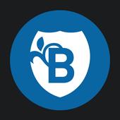 Alerta Brown icon