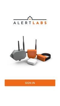 Alert Labs poster