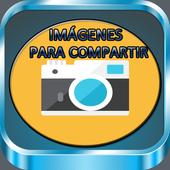 imágenes para compartir gratis icon