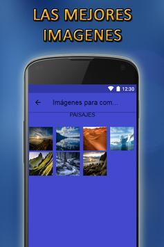imágenes para compartir gratis screenshot 6