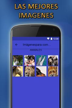 imágenes para compartir gratis screenshot 11