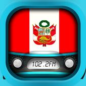 Radios Peruanas en Vivo Gratis - Emisoras del Perú ícone