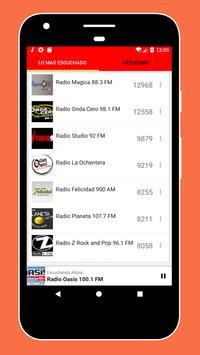 Radios Peruanas en Vivo Gratis - Emisoras del Perú imagem de tela 4