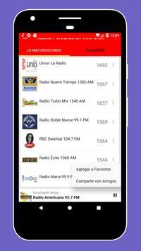 Radios Peruanas en Vivo Gratis - Emisoras del Perú imagem de tela 6