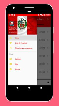Radios Peruanas en Vivo Gratis - Emisoras del Perú imagem de tela 8
