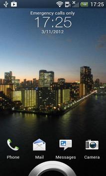 Tokyo LIVE Wallpaper (Demo) screenshot 2