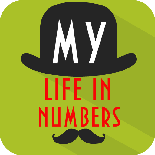 My life in numbers - test