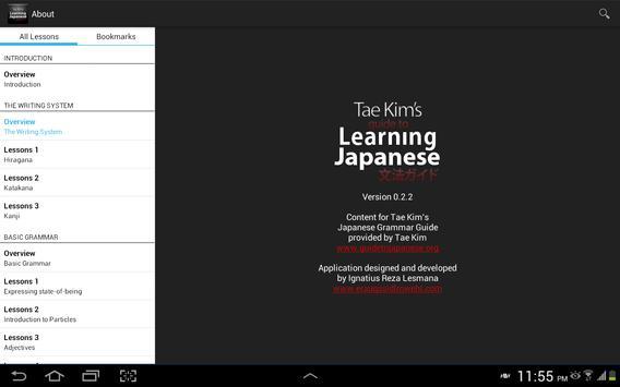 Learning Japanese screenshot 3