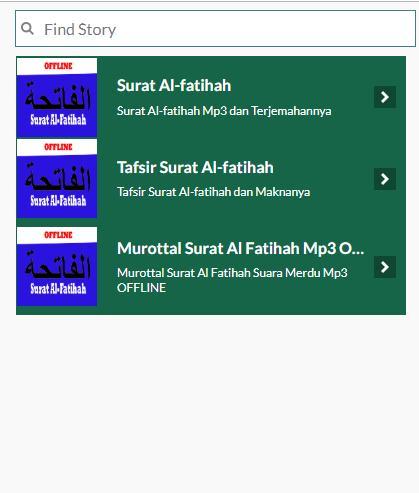 Al Fatihah Offline 2019 For Android Apk Download